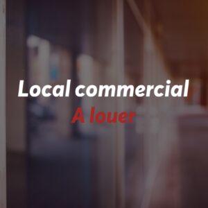 Local Commercial à Alain Savary