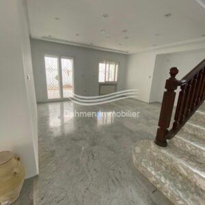 Villa indepandante à louer – Chott Mariem
