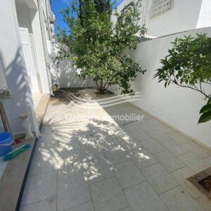 Rez – de – chaussée à Khzema – Sousse