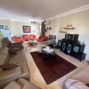 Etage de villa meublé à Khzema -Est – Sousse